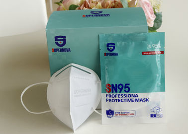 95% Filtration Breathing Anti Allergia N95 FFP2 Respirator